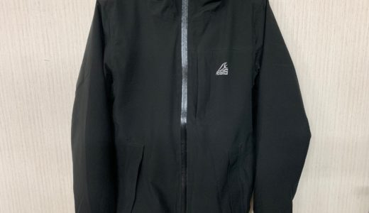 【レビュー】ワークマンでイージス(AEGIS)の防寒レインジャケットを1ヶ月着てみた感想と口コミ